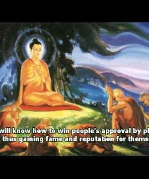 Phật Thuyết Kinh Tương Lai Biến Đổi