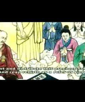 Phật Thuyết Kinh Nhân Quả Ba Đời
