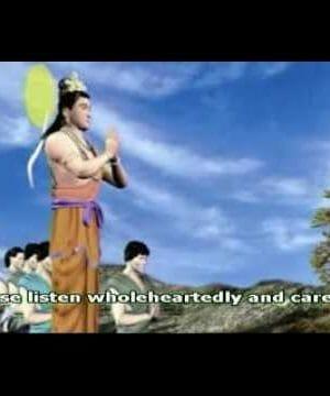 Phật Thuyết Kinh Trường Thọ Diệt Tội Hộ Chư Đồng Tử Đà-la-ni