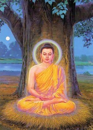 Cuộc đời Đức Phật (108 hình)