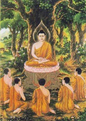 Lịch sử Đức Phật bằng tranh (32 hình)