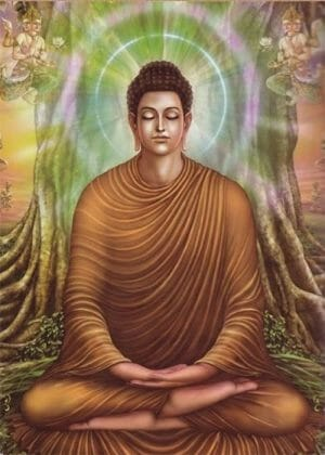 Lịch sử Đức Phật bằng tranh (35 hình)