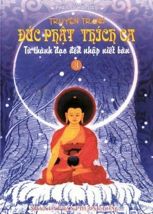 Truyện tranh Đức Phật Thích Ca (tập 3)