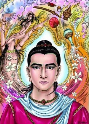 Lịch sử Đức Phật bằng tranh (64 hình) – Thái Lan