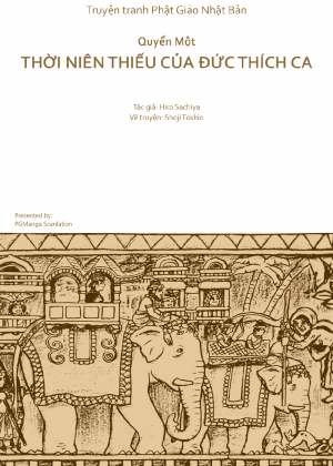 Lịch Sử Đức Phật – Tập 1 – Thời Niên Thiếu