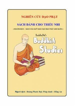 Bước Đầu Học Phật – Truyện Tranh Dành Cho Thiếu Nhi