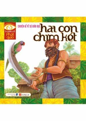 Hai con chim két